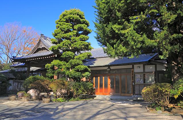 寺務所・書院(じむしょ・しょいん)